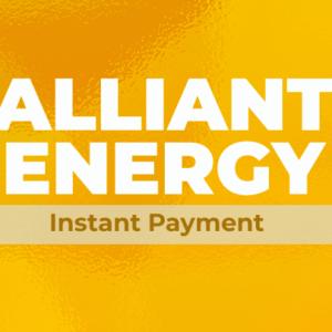 Alliant Energy Instant payment Featuredimage