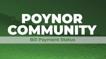 Poynor WSC Payment Status Featuredimage